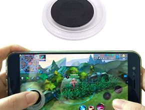 TBI 4-In-1 Mobile Joystick !FORTNITE! !PUBG! FPS/MMO/RGP Friendly Iphone/Ipad/Itouch/Android/Galaxy/Kindle