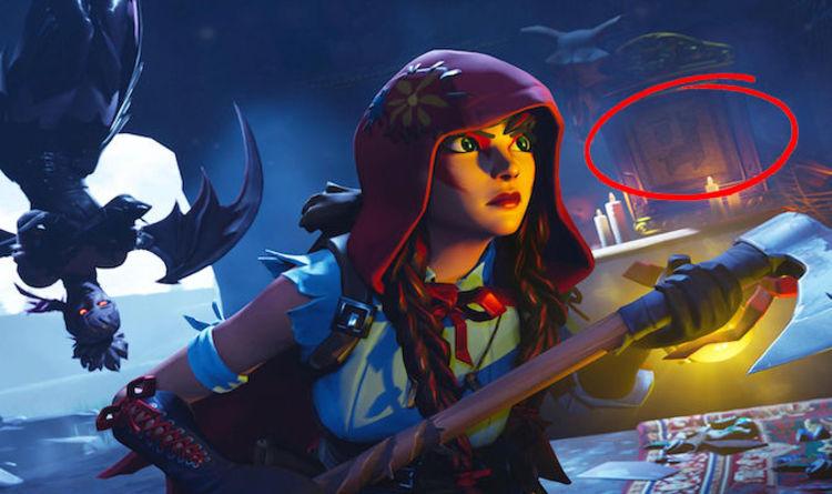 Fortnite Hidden Loading Screen Week 4 Secret Battle Star Banner