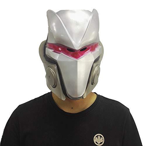 Premium Fortnite Omega Skin Mask Cosplay Halloween Costume Adult