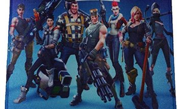 12x10 Inch Fortnite Logo Collection Gaming Mousepad Large Mouse Pad Mouse mat