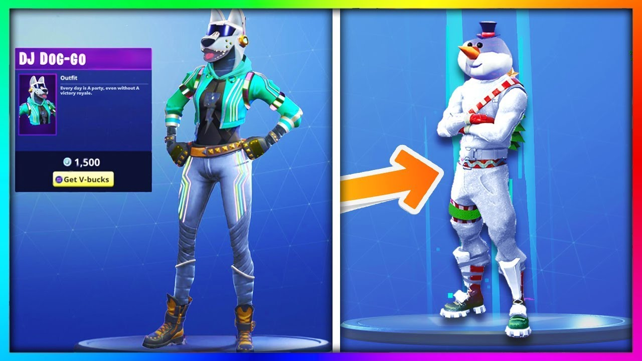 9 New Fortnite Skins That Might Be Added In Season 7 Fortnite Fyi