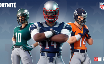Fortnite NFL Skins Removed From Store After Less Than A Week