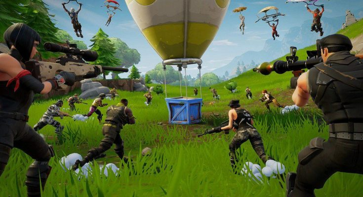 Fortnite concurrent player base more than doubles since February