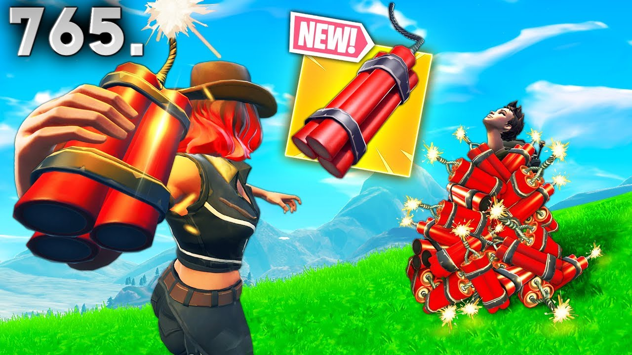New Dynamite Best Plays Fortnite Funny Wtf Fails And Daily