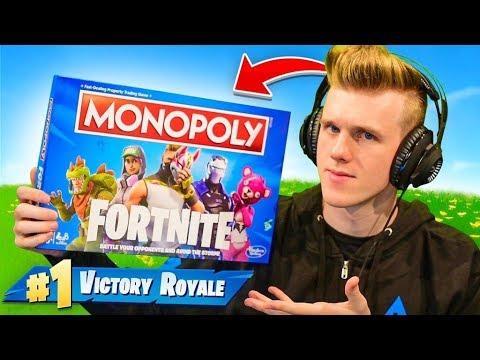 Using Fortnite Monopoly To Win Fortnite Fyi