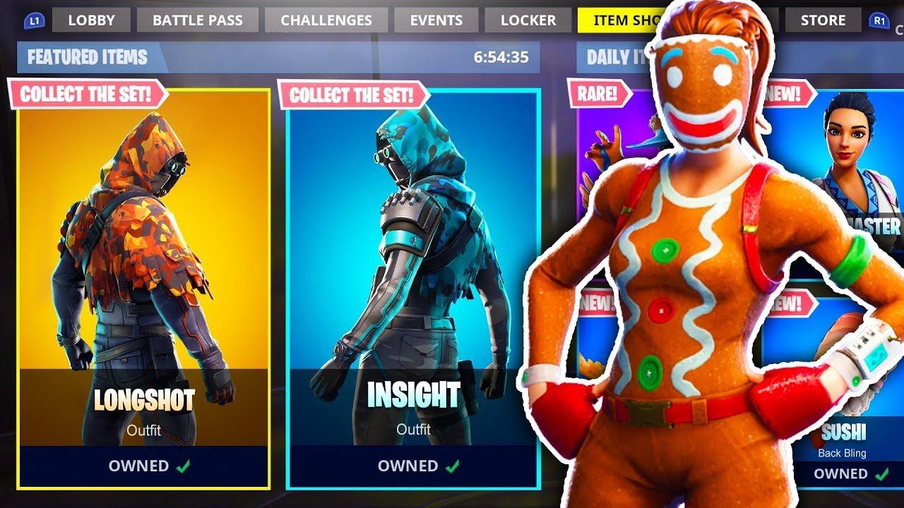 New Fortnite Item Shop Countdown December 9th New Skins