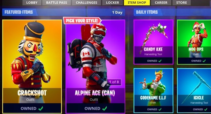 All Christmas Skins Fortnite.New Christmas Skins Fortnite Item Shop Update