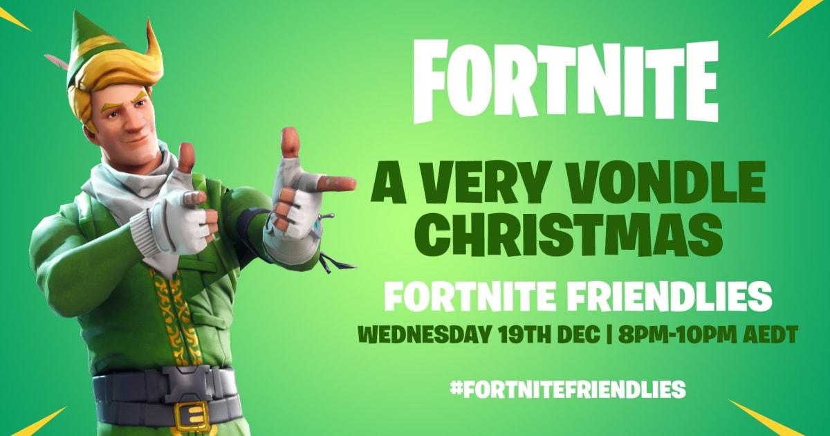 Fortnite Christmas Skins Every Christmas Skin In Fortnite