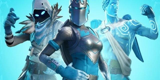 Fortnite Releases New Frozen Legends Pack Fortnite Fyi