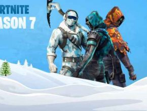 Fortnite season seven released and this is what it's all about