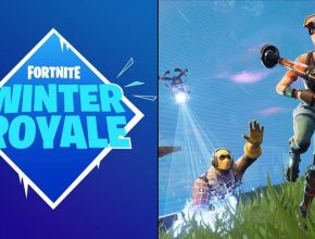 The Fortnite Winter Royale NA Semifinals Are Here
