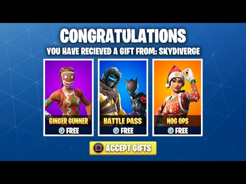 gifting subscribers free skins live in fortnite free vbucks pro player pc - how do you gift fortnite skins