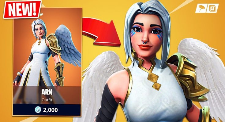 Angel Skin in Fortnite! 10 Wins MINIMUM! *Pro Fortnite Player* // Fortnite Live Gameplay