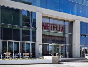 Netflix added 8.8 million subscribers in the fourth quarter.