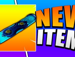 🔴 NEW Legendary Hoverboard in Fortnite! (Use Code: NickEh30)