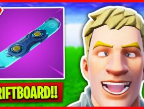 🔴 Solos & Custom Games! // NEW Hoverboard Item 🏂 (Fortnite LIVE Gameplay)