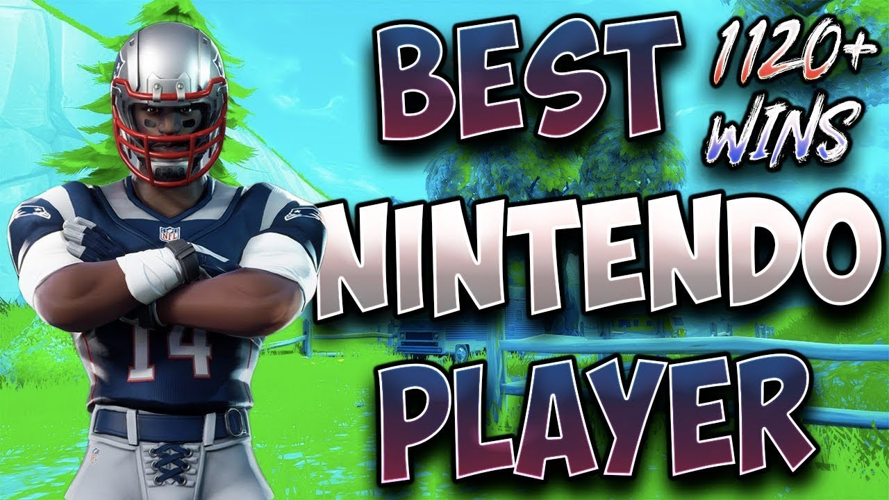 fortnite best nintendo switch player 1120 wins duos with members and solos - how do you sprint in fortnite switch