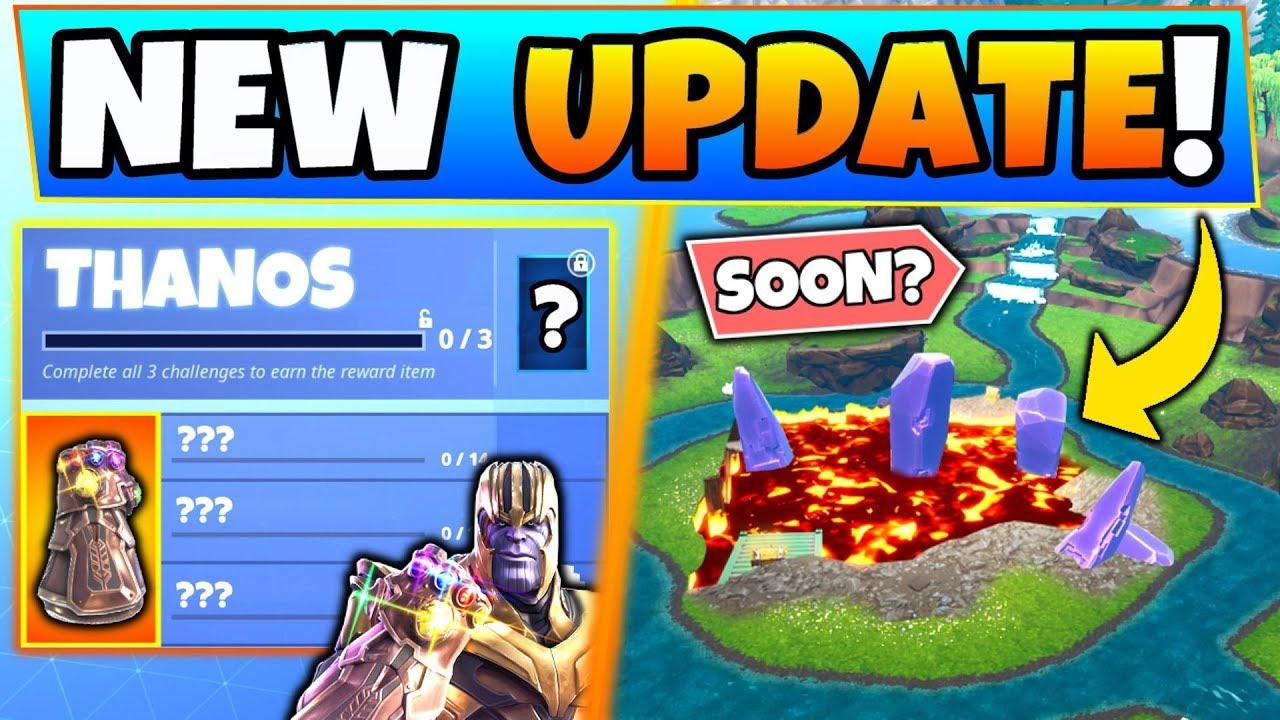 Thanos En Fortnite 2019 Fortnite Free Weapons