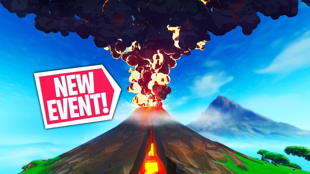 4 volcano vents fortnite