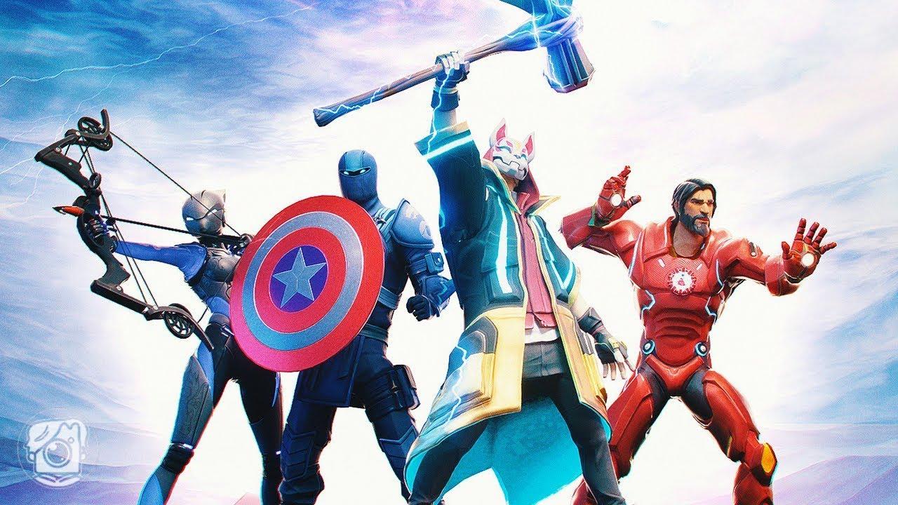 New Avengers Endgame Fortnite Skins Fortnite Aimbot Hack