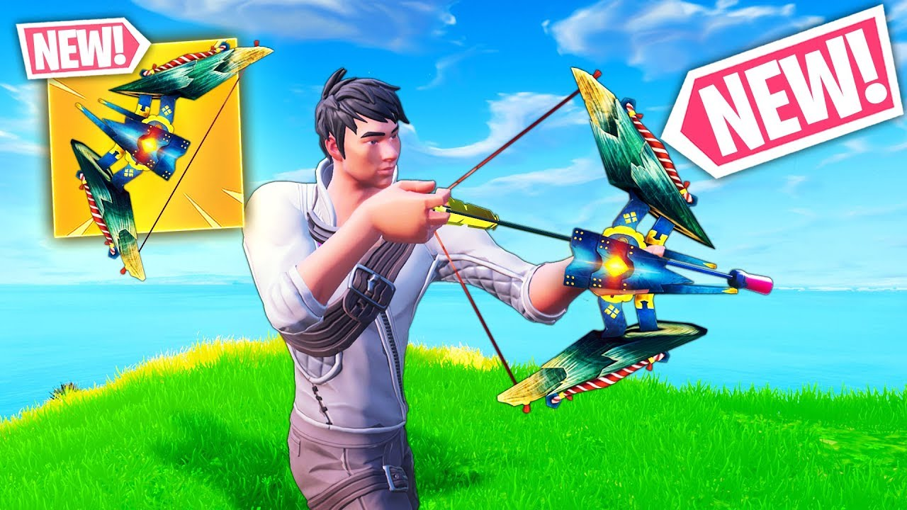 they made new pocket bow fortnite funny wtf fails and daily - fortnite boom bow