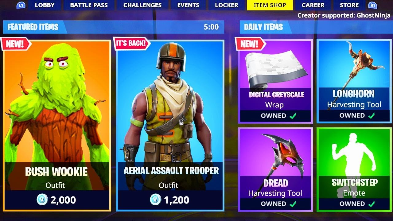the new rare item shop skins fortnite item shop live gameplay - next fortnite item shop skins