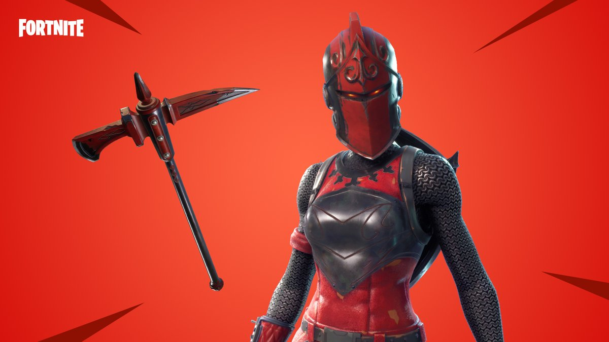 Fortnite Item Shop 7th May Red Knight Fortnite Skin Other