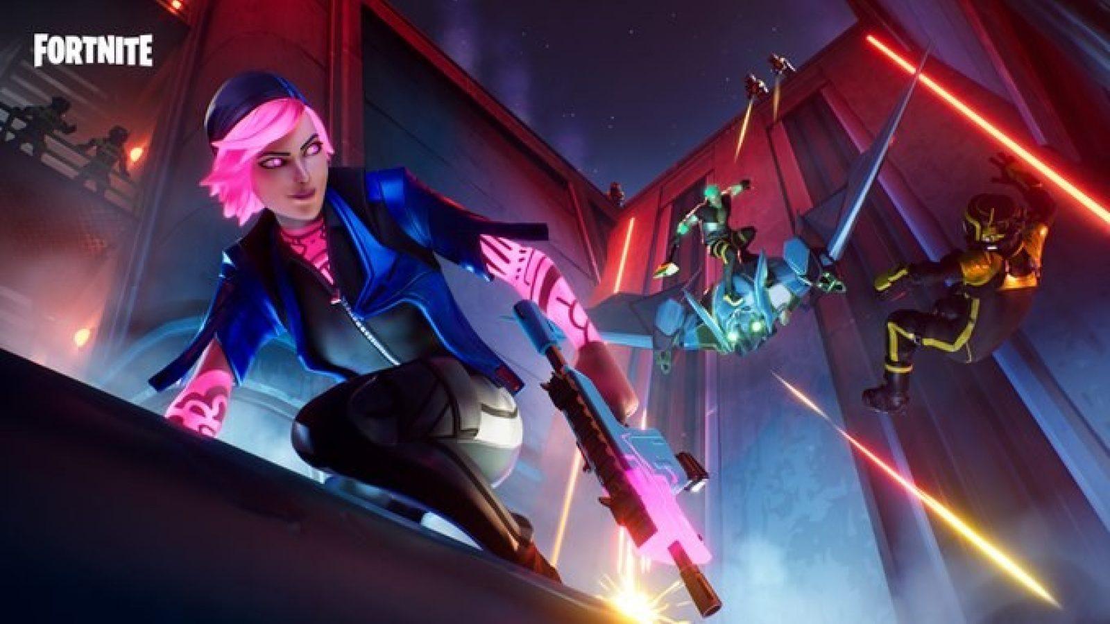 Screens To Dance Fortnite Upcoming Fortnite Mode Teased Through In Game Load Screens Fortnite Fyi