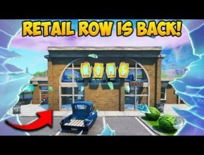 *NEW EVENT* RETAIL ROW IS BACK!! – Fortnite Funny Fails and WTF Moments! #649