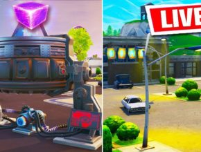 *NEW* FORTNITE UPDATE! RETAIL ROW EVENT RIGHT NOW + NEW Map GAMEPLAY! (Fortnite Battle Royale LIVE)