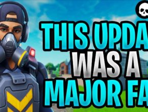 This Update Was An ABSOLUTE FAILURE... (Fortnite New Update 10.10 - Season X)